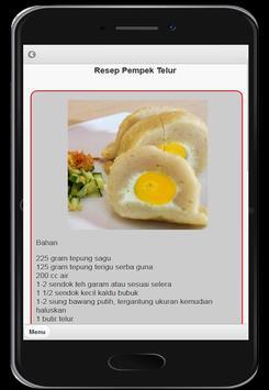Pempek Khas Palembang screenshot 6