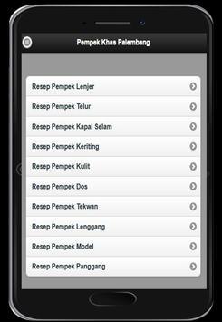 Pempek Khas Palembang screenshot 8