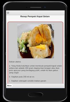 Pempek Khas Palembang screenshot 3