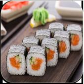 Resep Menu Sushi icon