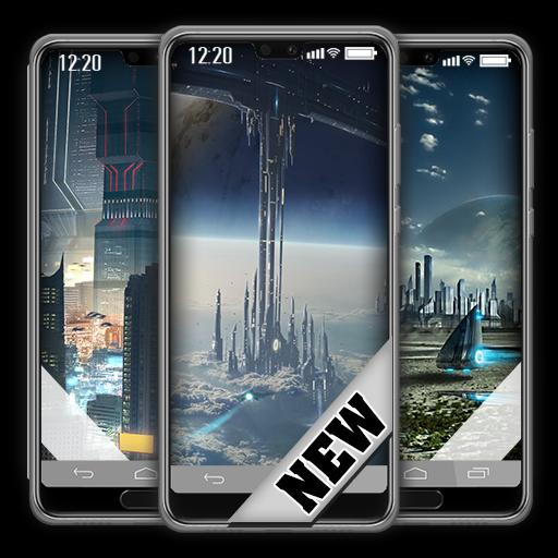 Sci Fi Wallpaper Best Full Hd For Android Apk Download