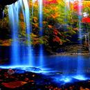 Waterfall Magic Live Wallpaper APK