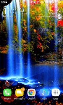 Waterfall Magic Live Wallpaper screenshot 1