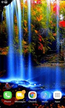 Waterfall Magic Live Wallpaper screenshot 2