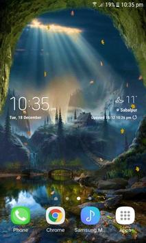 Dream Land Live Wallpaper screenshot 1