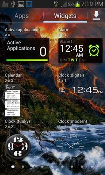 Hilly Volcano Live Wallpaper screenshot 2