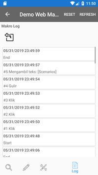 Bot Makro Web   Alat otomatisasi situs web screenshot 7