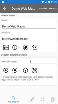 Bot Makro Web   Alat otomatisasi situs web screenshot 2