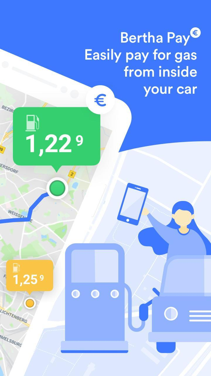 Nearest Gas Stations >> Bertha Find Nearest Gas Station Compare Prices For Android