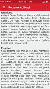 Daihatsu Klaten screenshot 6
