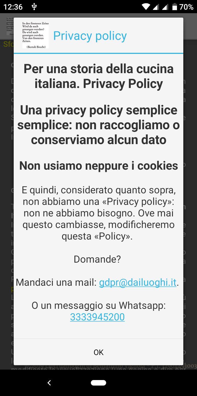 La Storia Della Cucina per una storia della cucina italiana for android - apk download