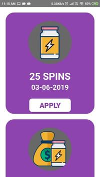 Free Spin and Coins Rewards for Pig Master - Link screenshot 4