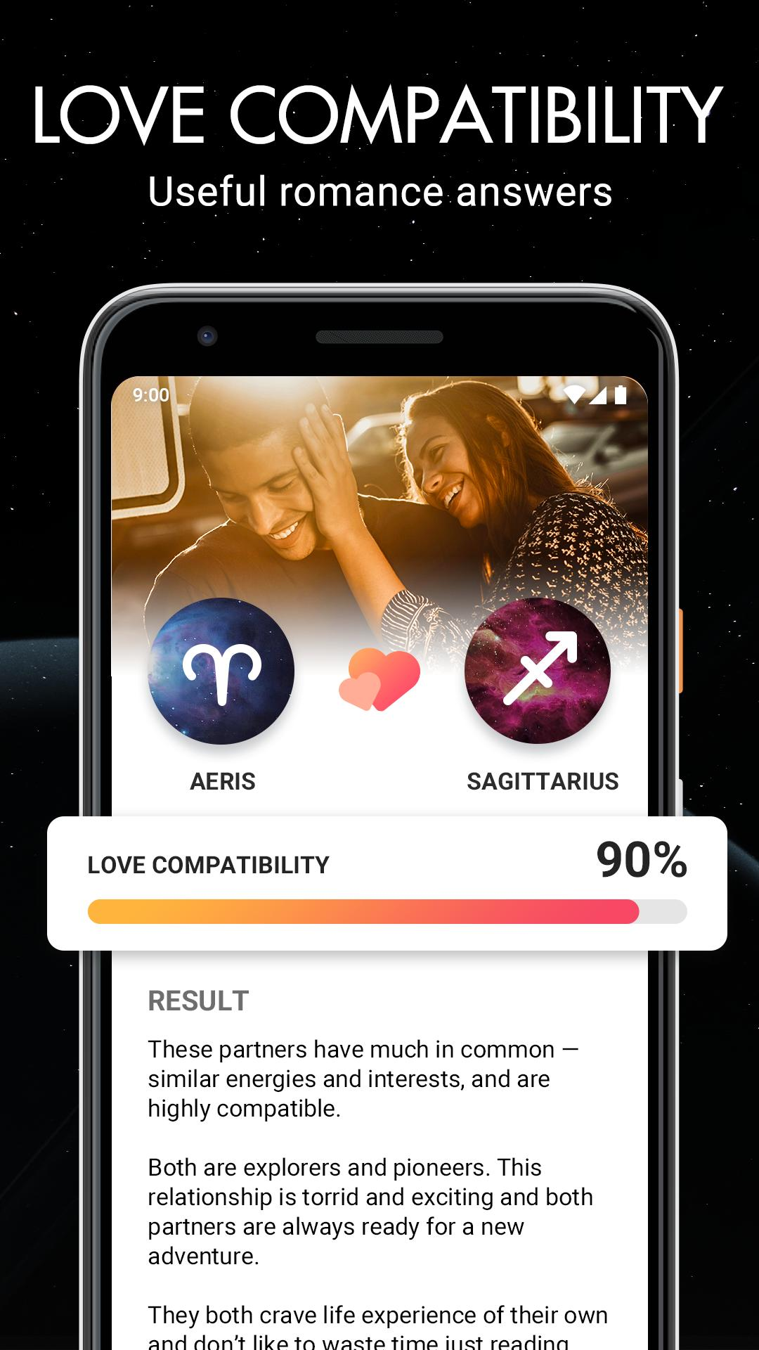 Daily Astrology Compatibility