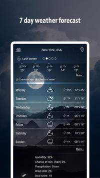 Daily Weather Forecast screenshot 2