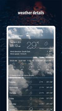 Daily Weather Forecast screenshot 7
