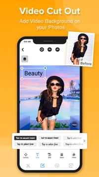Pick Video - Add Video Background on Your Photos screenshot 3