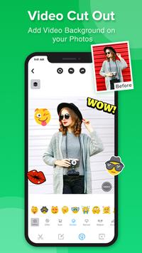Pick Video - Add Video Background on Your Photos screenshot 5