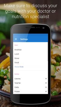 iEatBetter: Food Diary screenshot 4