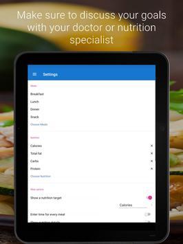 iEatBetter: Food Diary screenshot 9