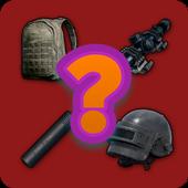 PUBG Battle Royal Quiz icon