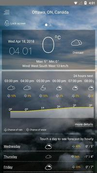 मौसम पूर्वानुमान स्क्रीनशॉट 6