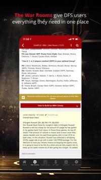Daily Fantasy Insider screenshot 2