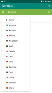 DAILY HOTEL - Hotel & Flights Reservation App screenshot 4