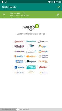 DAILY HOTEL - Hotel & Flights Reservation App screenshot 2