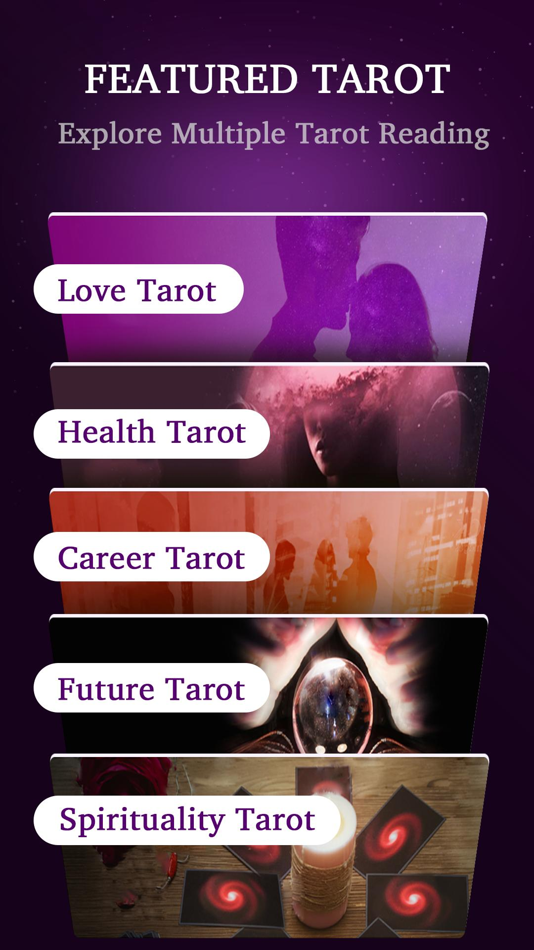 Daily Tarot Plus 2019 - Free Tarot Card Reading for Android