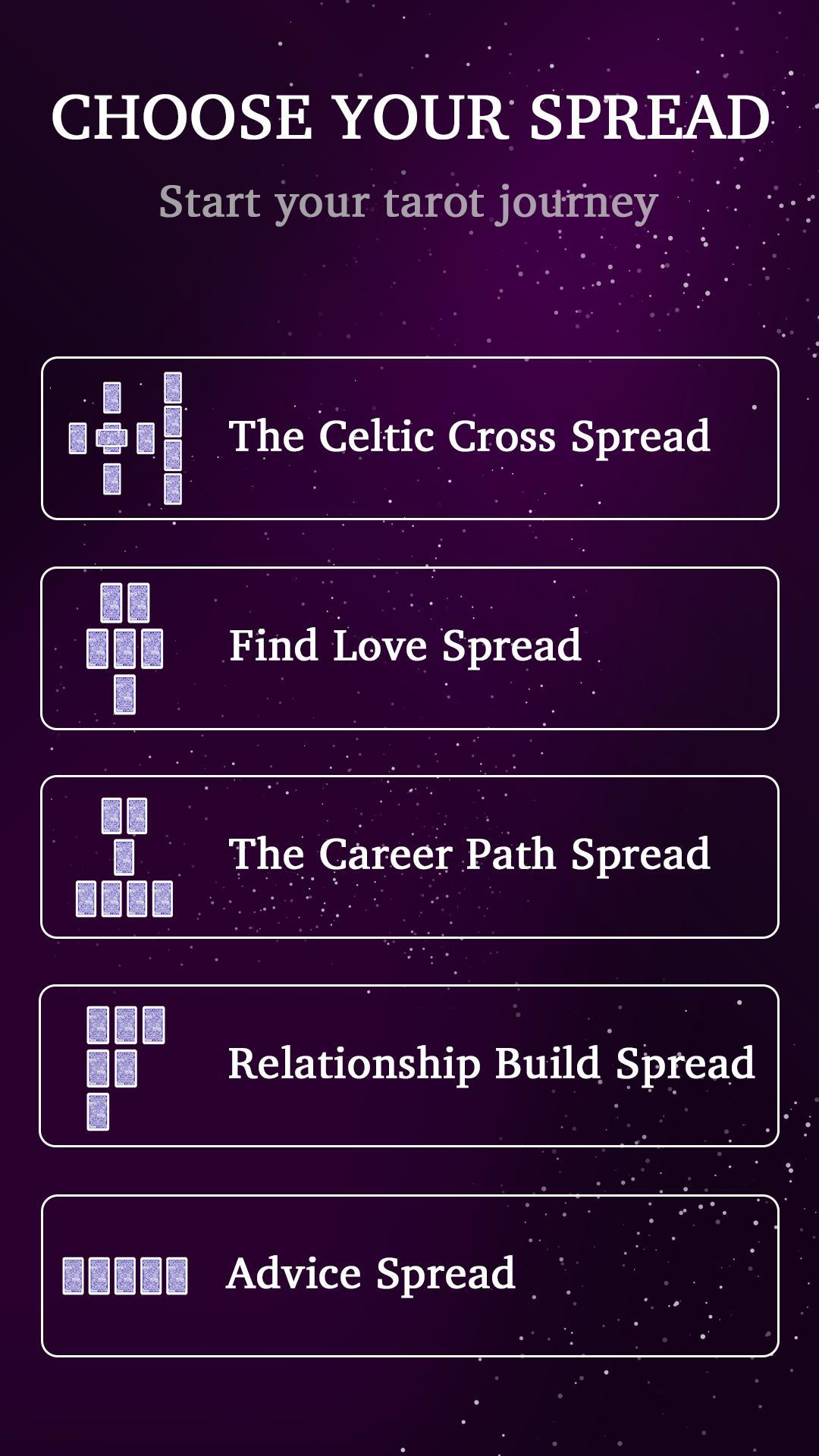 Daily Tarot Plus 2019 - Free Tarot Card Reading for Android - APK
