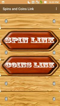 Daily Free Spins and Coins Link - Spin & Coins screenshot 2
