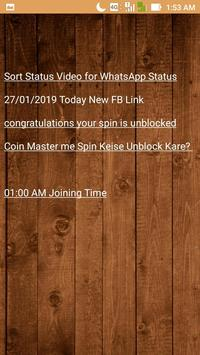 Free Spins and Coins Link - Spin and Coins Link screenshot 6