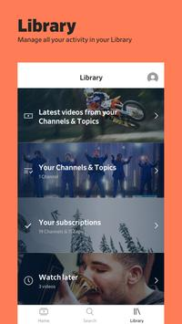 Dailymotion - the home for videos that matter screenshot 3