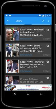 Daily Nation screenshot 4