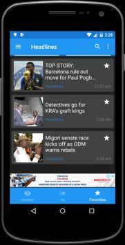 Daily Nation screenshot 2