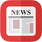 All In One Newspaper App 2018 icon