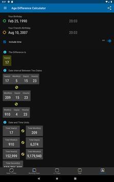 Date Calculator screenshot 15