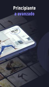 Yoga Diaria captura de pantalla 1