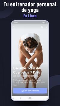 Yoga Diaria captura de pantalla 3