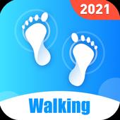 Walking आइकन