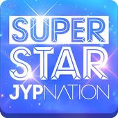 SuperStar JYPNATION Zeichen