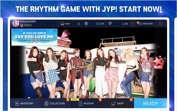 SuperStar JYPNATION スクリーンショット 6