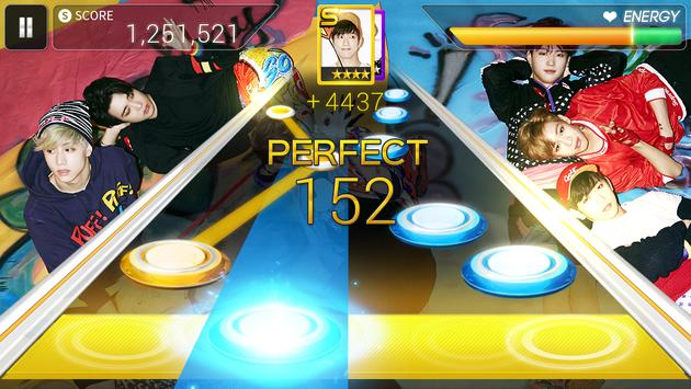 SuperStar JYPNATION скриншот 7
