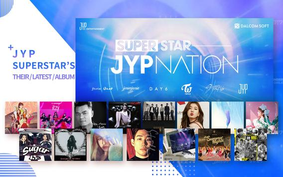 SuperStar JYPNATION Screenshot 8