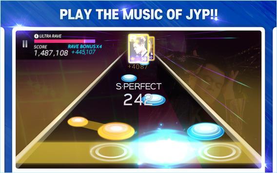 SuperStar JYPNATION スクリーンショット 12