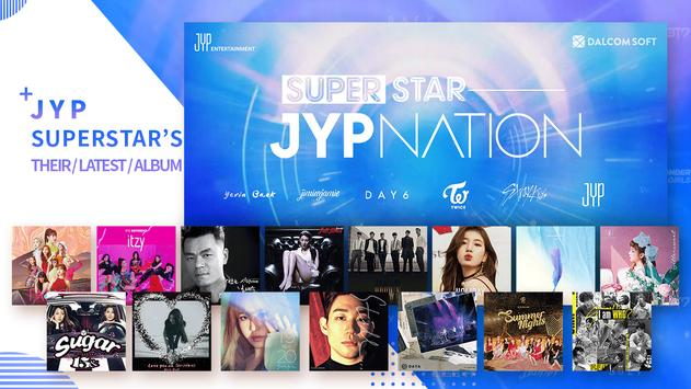 SuperStar JYPNATION скриншот 1