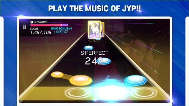 SuperStar JYPNATION スクリーンショット 2
