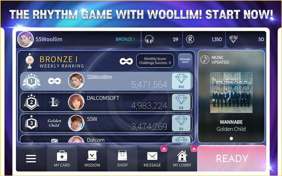 SuperStar WOOLLIM screenshot 7