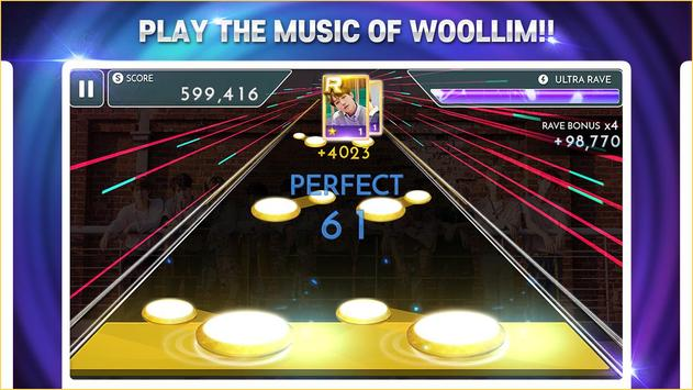 SuperStar WOOLLIM screenshot 2