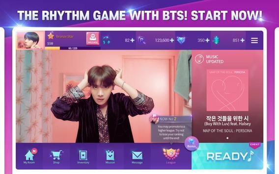 SuperStar BTS скриншот 8